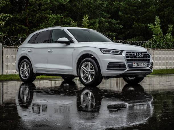 Audi Q5 stock photo