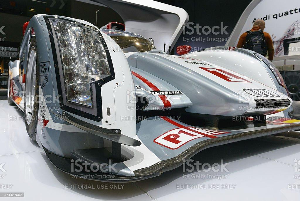 Audi e-tron R18 Qauttro Le Mans voiture de course - Photo