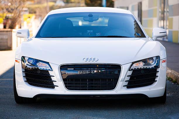 Cтоковое фото Audi R8