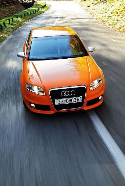 Audi RS4 fahren – Foto