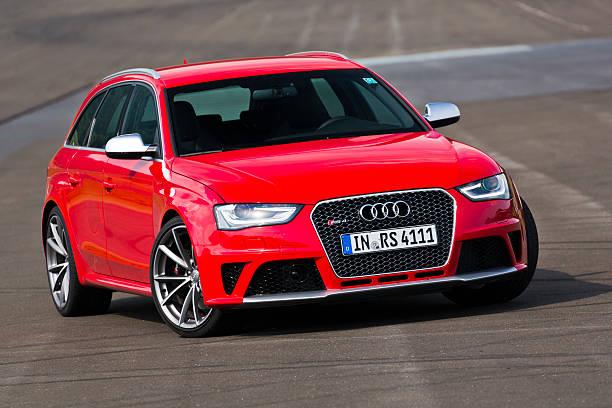 Cтоковое фото Audi RS4