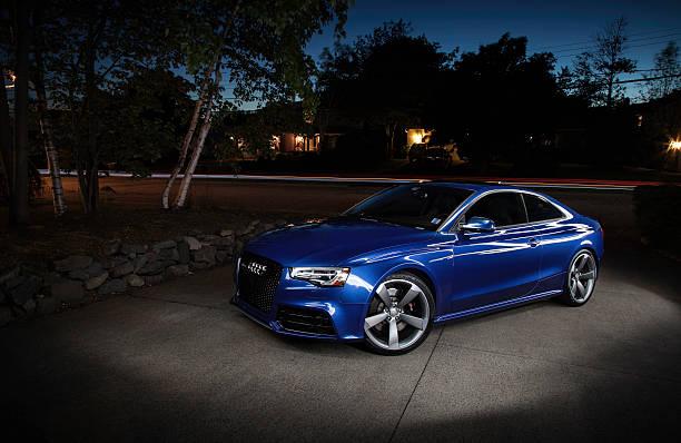 Cтоковое фото Audi RS5