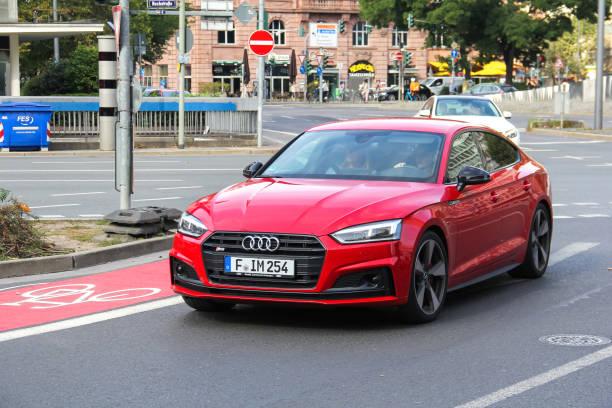 Audi S5 Sportback stock photo