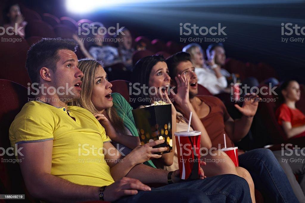 Publikum schockierte im multiplex-Kino – Foto