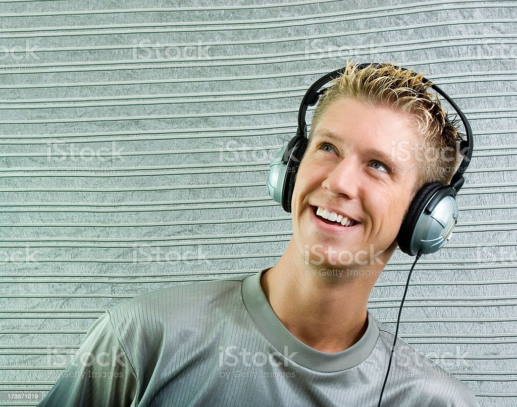 Audio Angle royalty-free stock photo