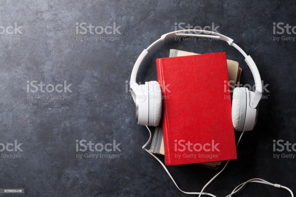 concept de livre Audio - Photo
