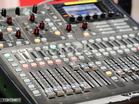 Thailand, Arts Culture and Entertainment, Broadcasting, Concert, Equipment