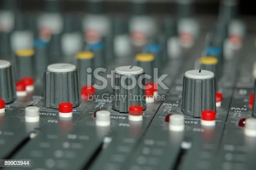 Аудио смешивания контроля — стоковые фотографии и другие картинки Аудиооборудование