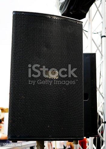 Speaker, Box - Container, Equipment, Metal, Amplifier
