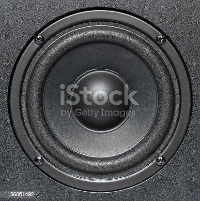 istock Audio Speaker 1136051492