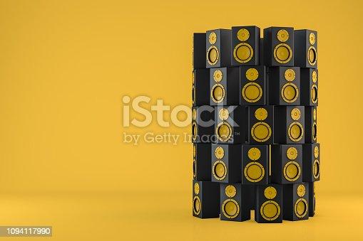 istock Audio Speakers 1094117990