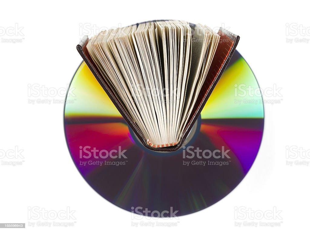 Audiobook concept stock photo
