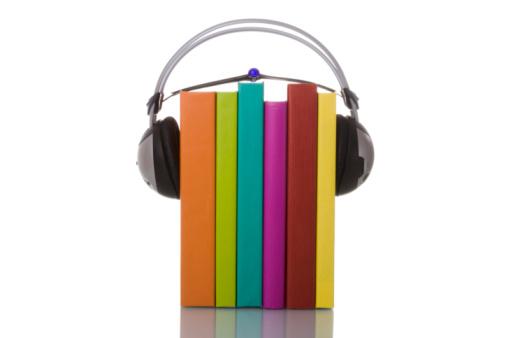 Audiobooks Stock Photo - Download Image Now