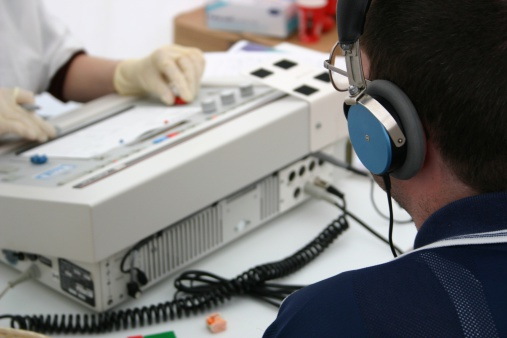 Audiometry Stock Photo - Download Image Now