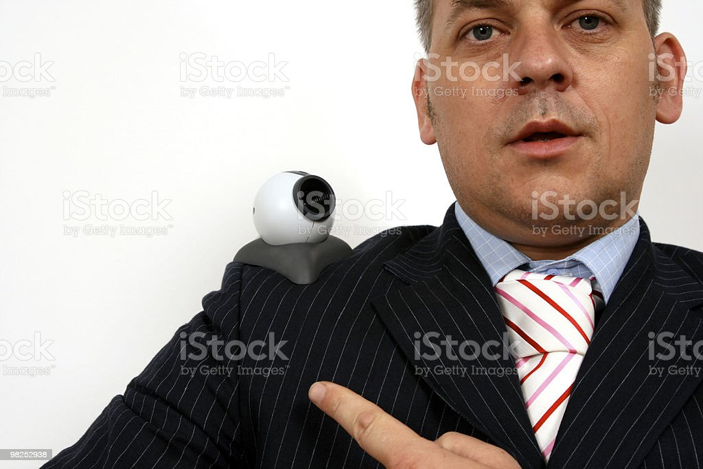 Audit royalty-free stock photo
