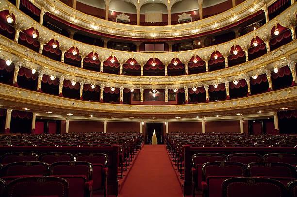auditorium - opera stock photos and pictures