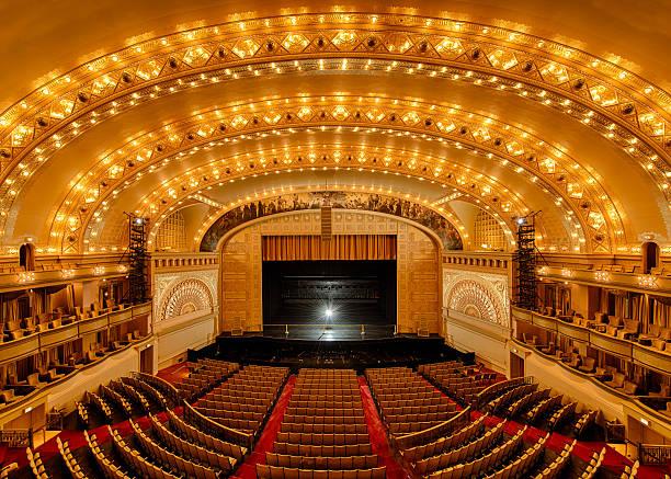 Teatro Auditorium - foto de acervo