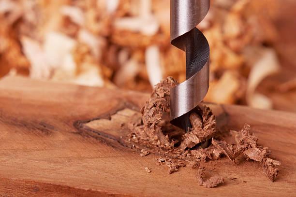 Auvray bisschen drilling wood – Foto