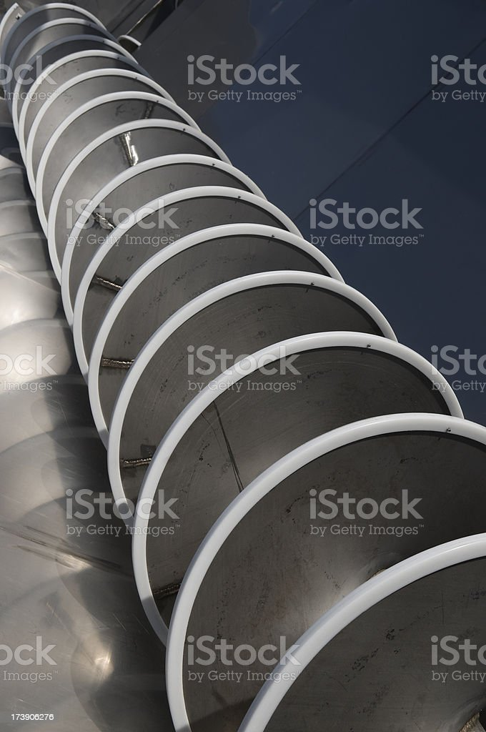 Auger royalty-free stock photo