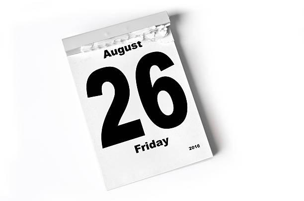 Calendario A Strappo.Calendario A Strappo Foto E Immagini Stock Istock
