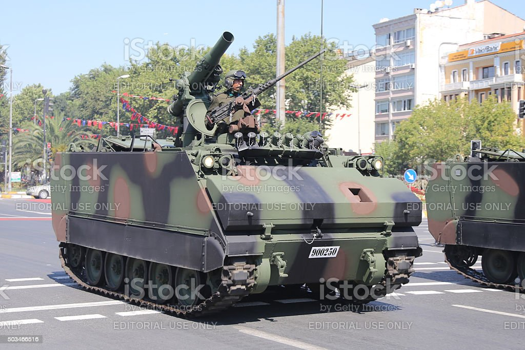 30 August Turkish Victory Day stock photo