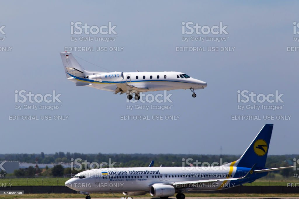 Dcttt Augusta Air Cessna 560xl Citation Xls Business Jet