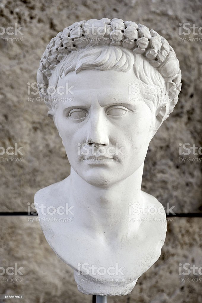 Augustus stock photo