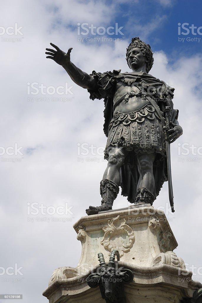 Augustus royalty-free stock photo