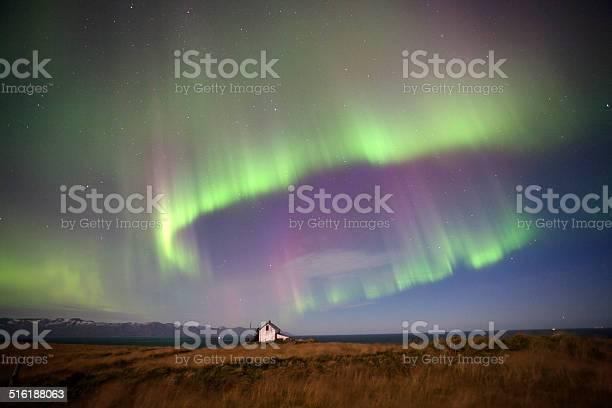 Photo of Aurora Borealis, Iceland