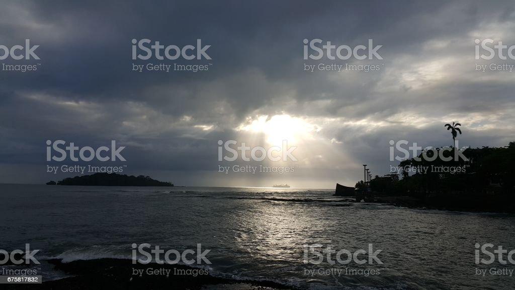 Aurora de la Mañana - foto de acervo