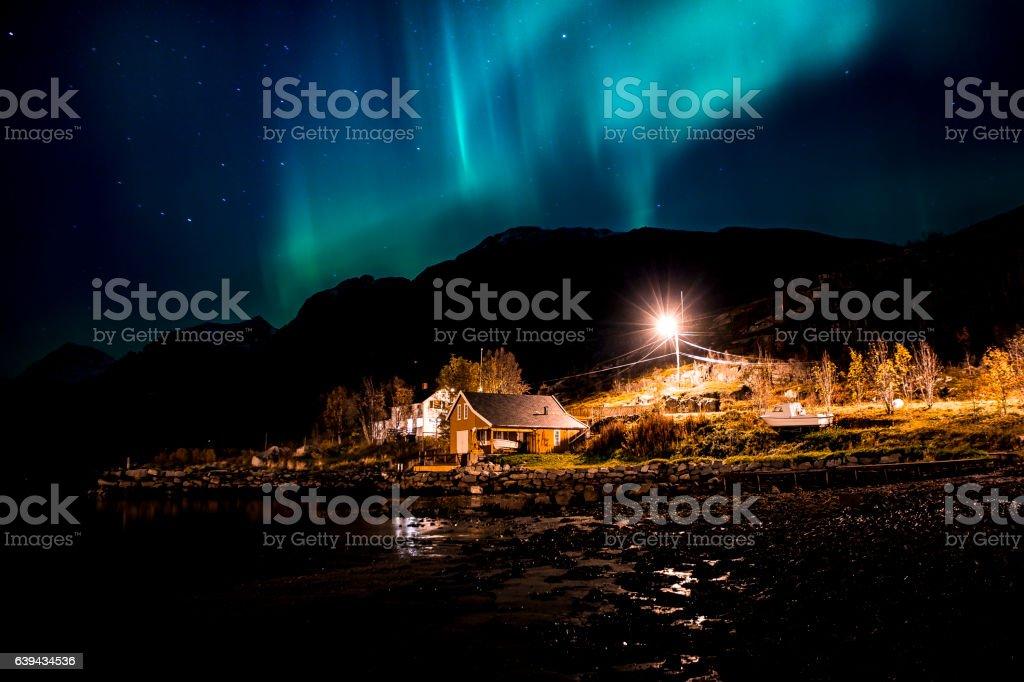 Aurora near Tromso – Foto