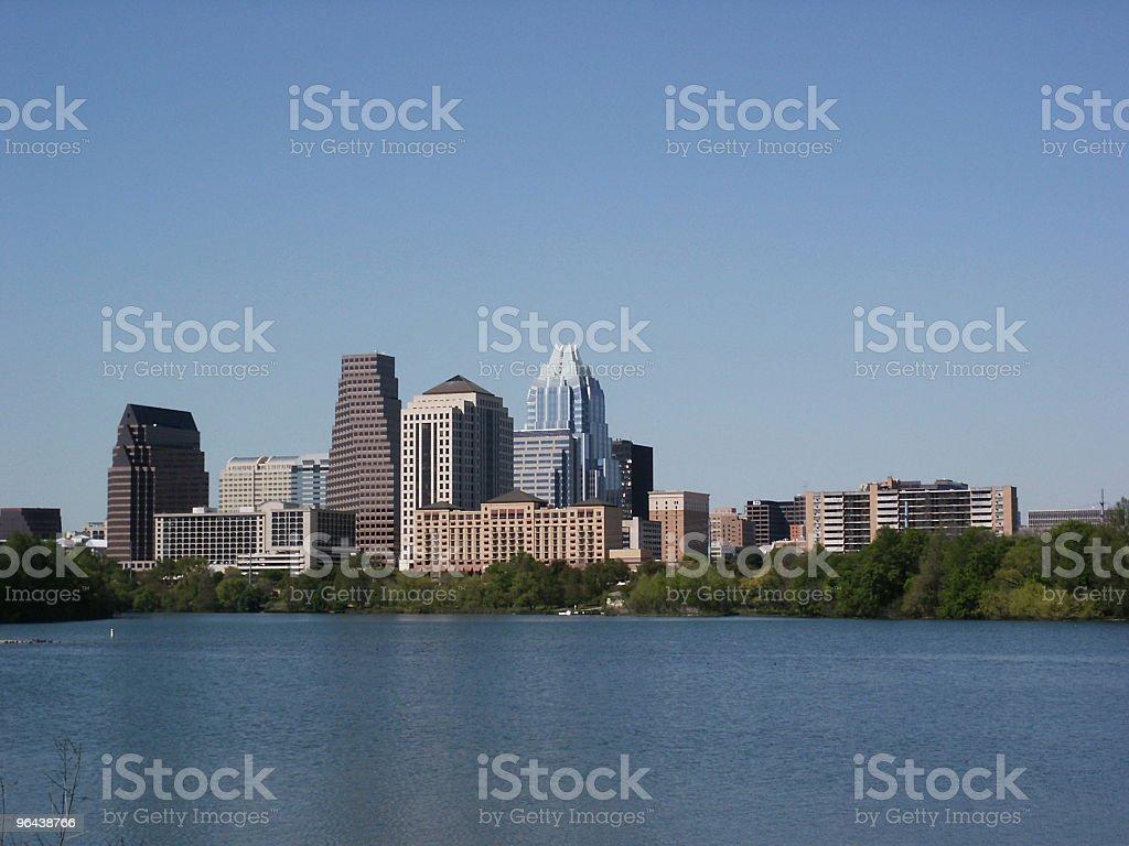 Austin, Texas : Downtown - Royalty-free Austin - Texas Stockfoto