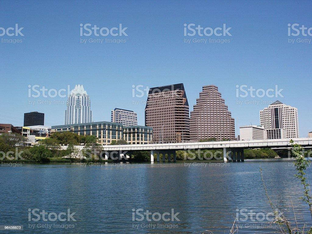 Austin, Texas : Downtown stock photo