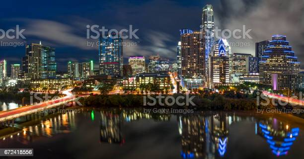 Austin texas downtown skyscrapers skyline panorama cityscape at picture id672418556?b=1&k=6&m=672418556&s=612x612&h=s3fratu uhvj14plad4hhq9wcfup4mzour8pcnbdzke=