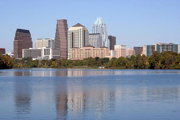 Austin, Texas stock photo