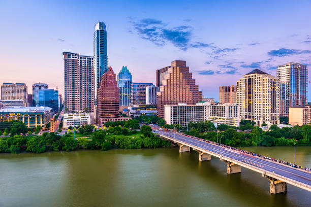 austin, texas, usa - south stock pictures, royalty-free photos & images