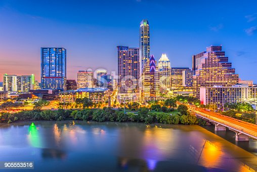 istock Austin, Texas, USA 905553516