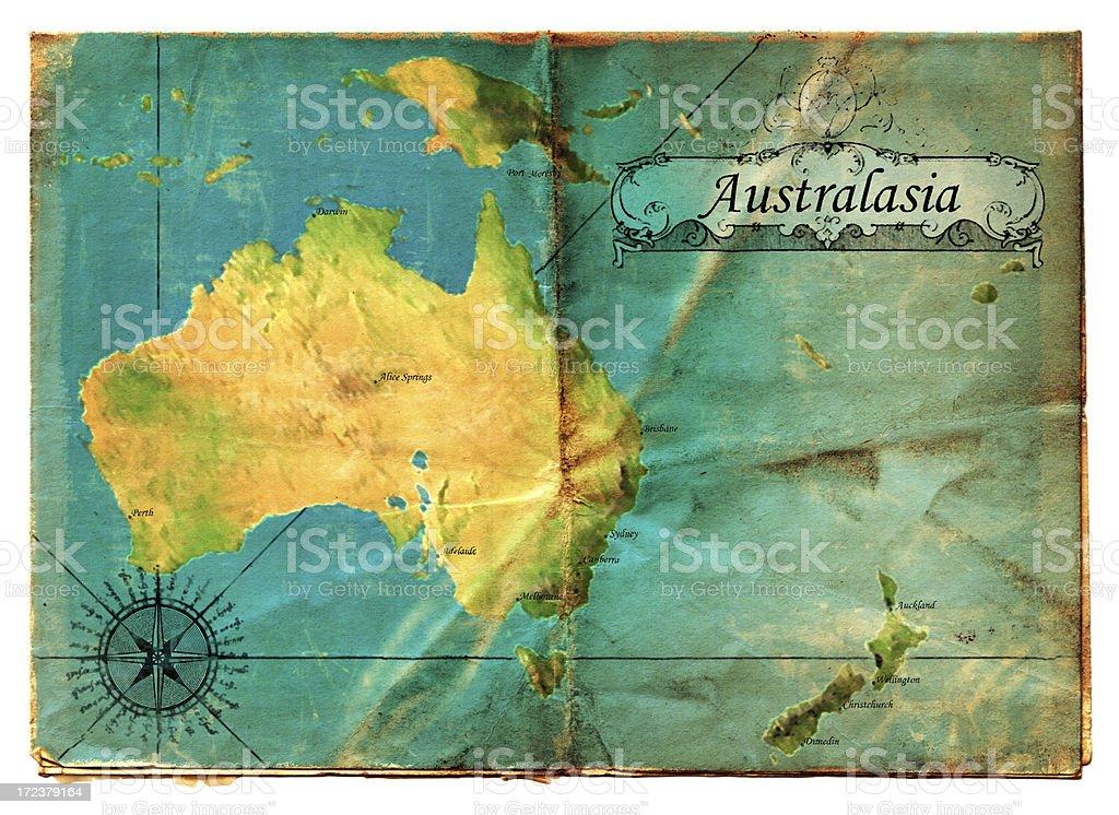 Australasia XXL stock photo