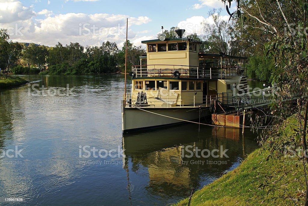 Australia. Albury, NSW stock photo