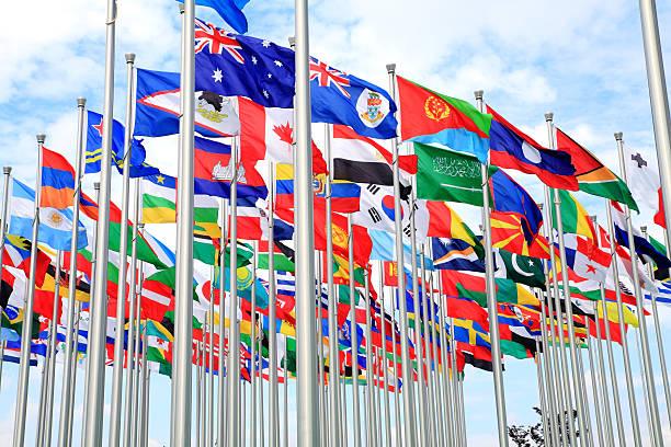 호주 국립 포석 - united nations 뉴스 사진 이미지
