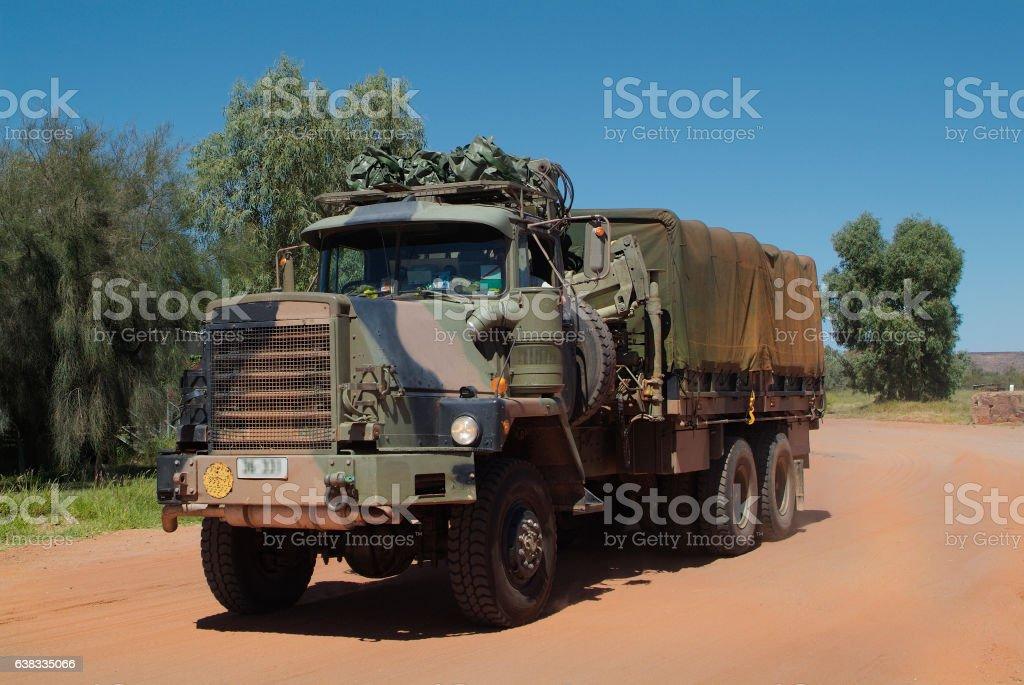 Australia, Army stock photo