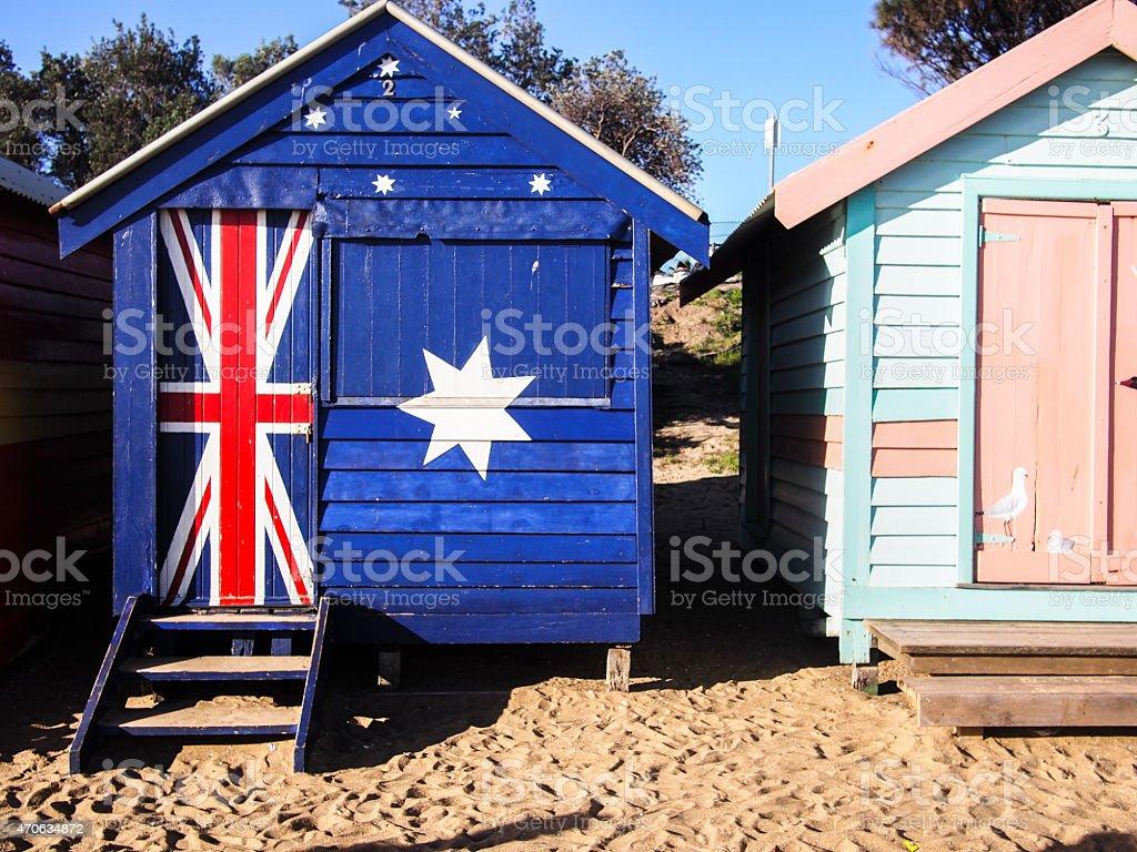 Australien-Brighton box beach – Foto