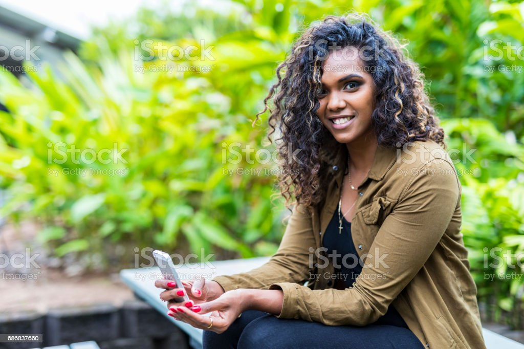 Australia & New Zealand: Aboriginal & Maori stock photo