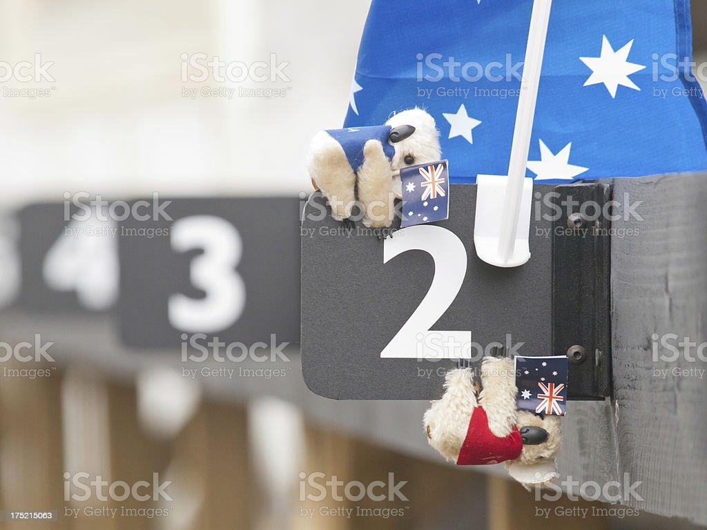 Australia No. 2 royalty-free stock photo