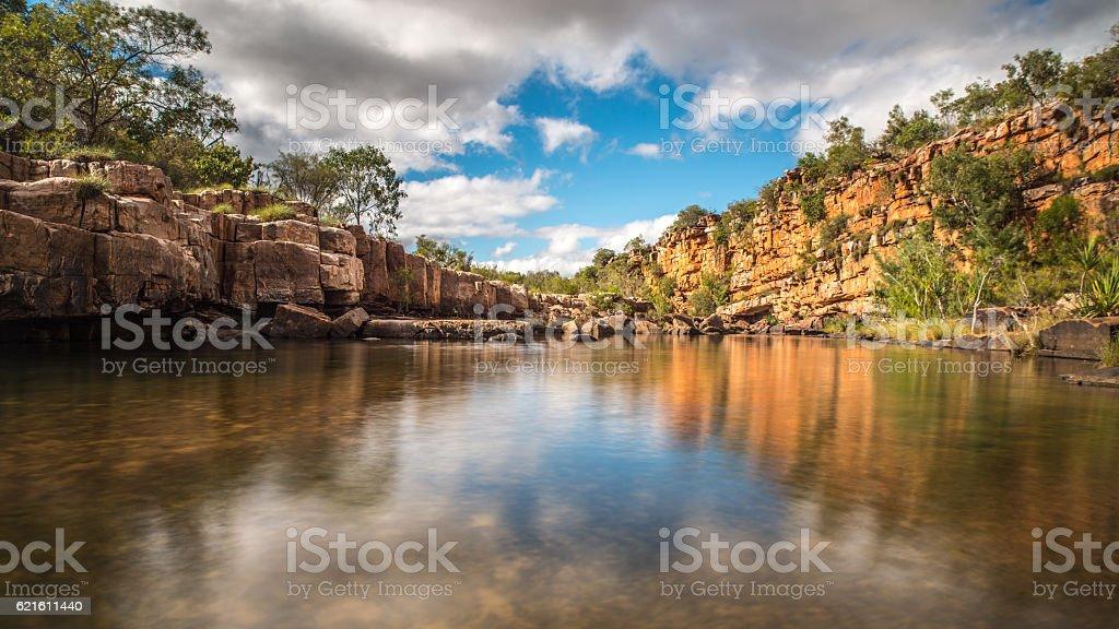 Australia North stock photo