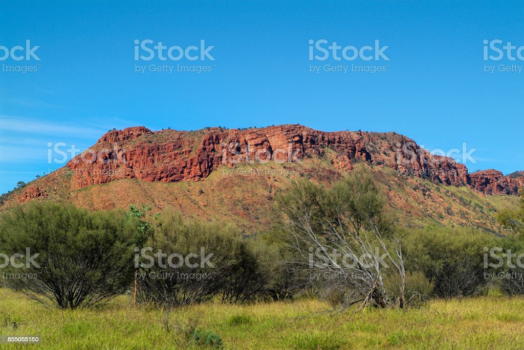 Australia, Northern Territory, Landscape stock photo