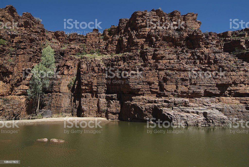 Australia, Northern Territory royalty-free stock photo