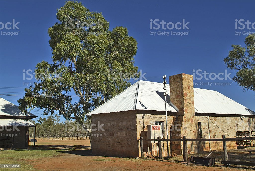 Australia, NT, Alice Springs royalty-free stock photo