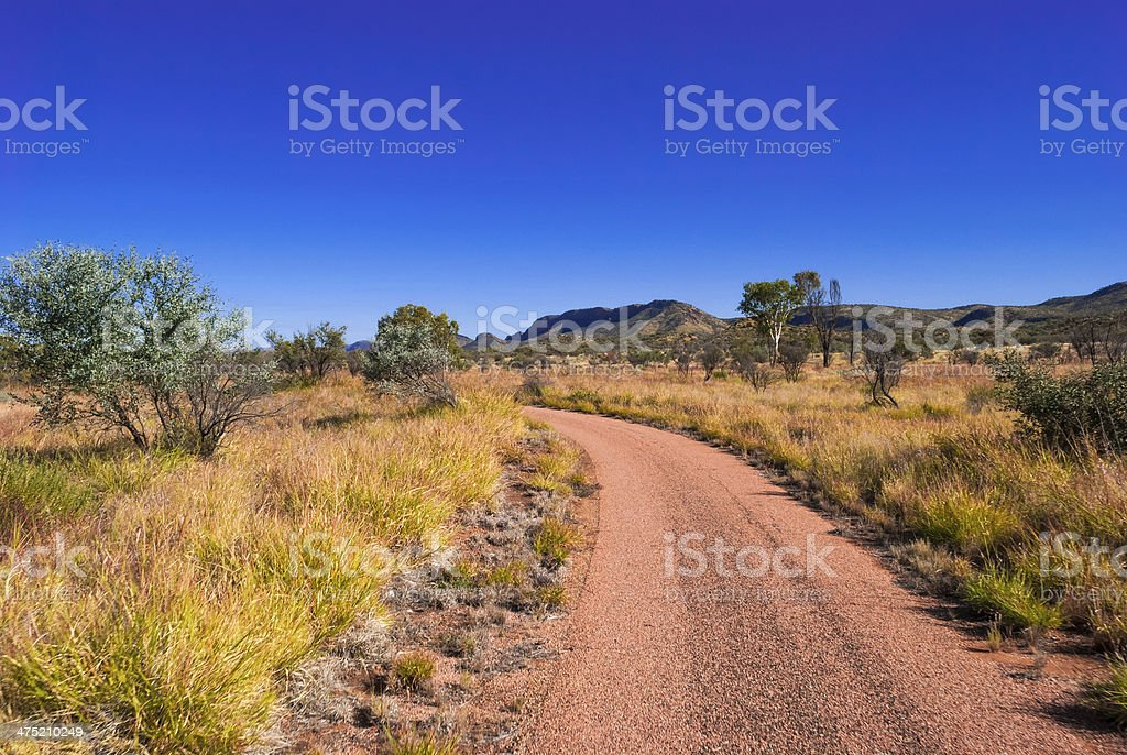 Australia, outback stock photo