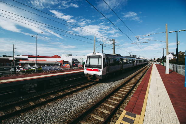 Australien-Perth-Zug – Foto